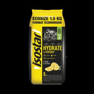 Isostar Ecosize Hydrate & Perform Lemon 1.5kg