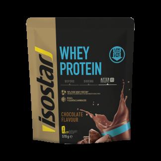 Isostar BCAA Whey šokolādes proteīna pulveris