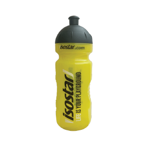 Isostar sporta pudele Dzeltena 650ml